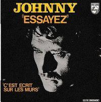 Cover Johnny Hallyday - Essayez