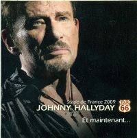 Cover Johnny Hallyday - Et maintenant... (Tour 66)