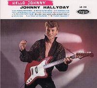 Cover Johnny Hallyday - Hello Johnny