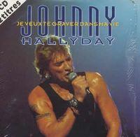 Cover Johnny Hallyday - Je veux te graver dans ma vie (Live)