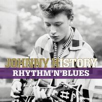 Cover Johnny Hallyday - Johnny History - Rhythm'n'Blues