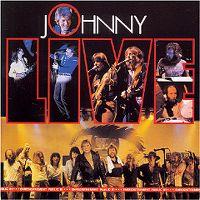 Cover Johnny Hallyday - Johnny Live