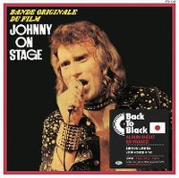 Cover Johnny Hallyday - Johnny On Stage