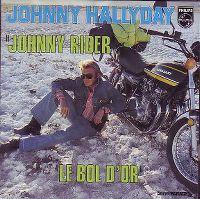Cover Johnny Hallyday - Johnny Rider