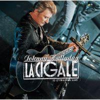 Cover Johnny Hallyday - La Cigale (12 - 17 décembre 2006)