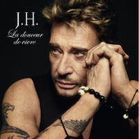 Cover Johnny Hallyday - La douceur de vivre