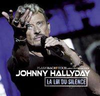 Cover Johnny Hallyday - La loi du silence