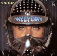 Cover Johnny Hallyday - La peur