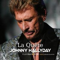 Cover Johnny Hallyday - La quête