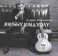 Cover Johnny Hallyday - Le cœur d'un homme