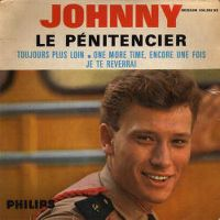 Cover Johnny Hallyday - Le pénitencier