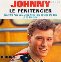 Cover Johnny Hallyday - Le pénitentier