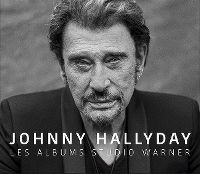 Cover Johnny Hallyday - Les albums studio Warner