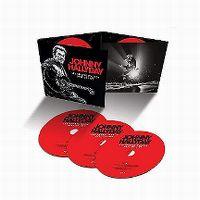 Cover Johnny Hallyday - Les années Warner - Best Of Live