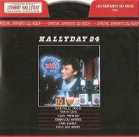 Cover Johnny Hallyday - Les enfants du rock