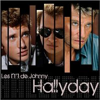 Cover Johnny Hallyday - Les n°1 de Johnny Hallyday
