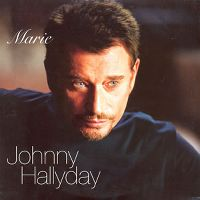 Cover Johnny Hallyday - Marie