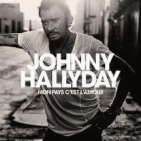 Cover Johnny Hallyday - Mon pays c'est l'amour