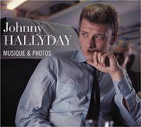 Cover Johnny Hallyday - Musique & Photos