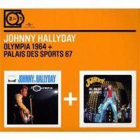 Cover Johnny Hallyday - Olympia 1964 + Palais Des Sports 67