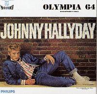 Cover Johnny Hallyday - Olympia 64