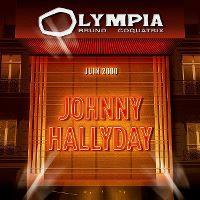 Cover Johnny Hallyday - Olympia Bruno Coquatrix - Juin 2000