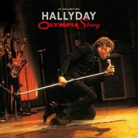 Cover Johnny Hallyday - Olympia Story
