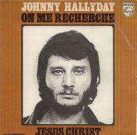 Cover Johnny Hallyday - On me recherche