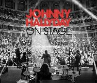 Cover Johnny Hallyday - On Stage