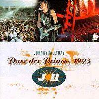 Cover Johnny Hallyday - Parc des Princes 1993