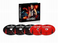 Cover Johnny Hallyday - Parc des Princes 93 - 25e anniversaire