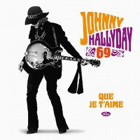 Cover Johnny Hallyday - Que je t'aime