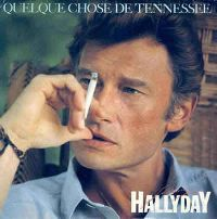 Cover Johnny Hallyday - Quelque chose de Tennessee