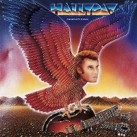 Cover Johnny Hallyday - Quelque part un aigle...