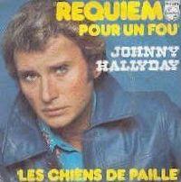 Cover Johnny Hallyday - Requiem pour un fou