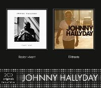 Cover Johnny Hallyday - Rester vivant / L'attente