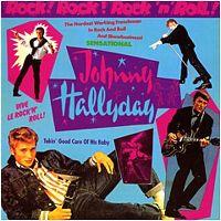 Cover Johnny Hallyday - Rock! Rock! Rock 'n' Roll!