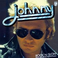 Cover Johnny Hallyday - Rock'n Slow