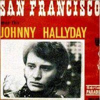 Cover Johnny Hallyday - San Francisco