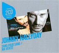 Cover Johnny Hallyday - Sang pour sang + Ma vérité
