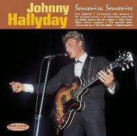 Cover Johnny Hallyday - Souvenirs, souvenirs