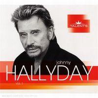 Cover Johnny Hallyday - Talents vol. 1