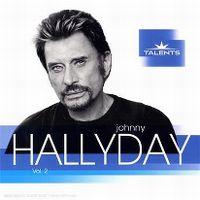 Cover Johnny Hallyday - Talents vol. 2