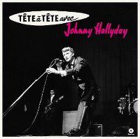 Cover Johnny Hallyday - Tête à tête avec Johnny Hallyday
