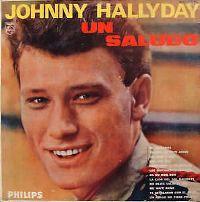 Cover Johnny Hallyday - Un saludo