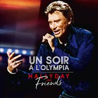 Cover Johnny Hallyday & Friends - Un soir à l'Olympia