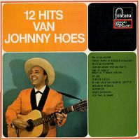 Cover Johnny Hoes - 12 hits van Johnny Hoes