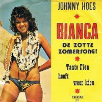 Cover Johnny Hoes - Bianca