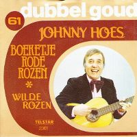 Cover Johnny Hoes - Boeketje rode rozen