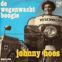 Cover Johnny Hoes - De Wegenwacht boogie
